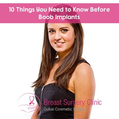 Breast Implants in Dubai